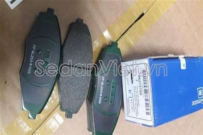 Đặc điểm của các loại má phanh trước nhập khẩu Hàn Quốc